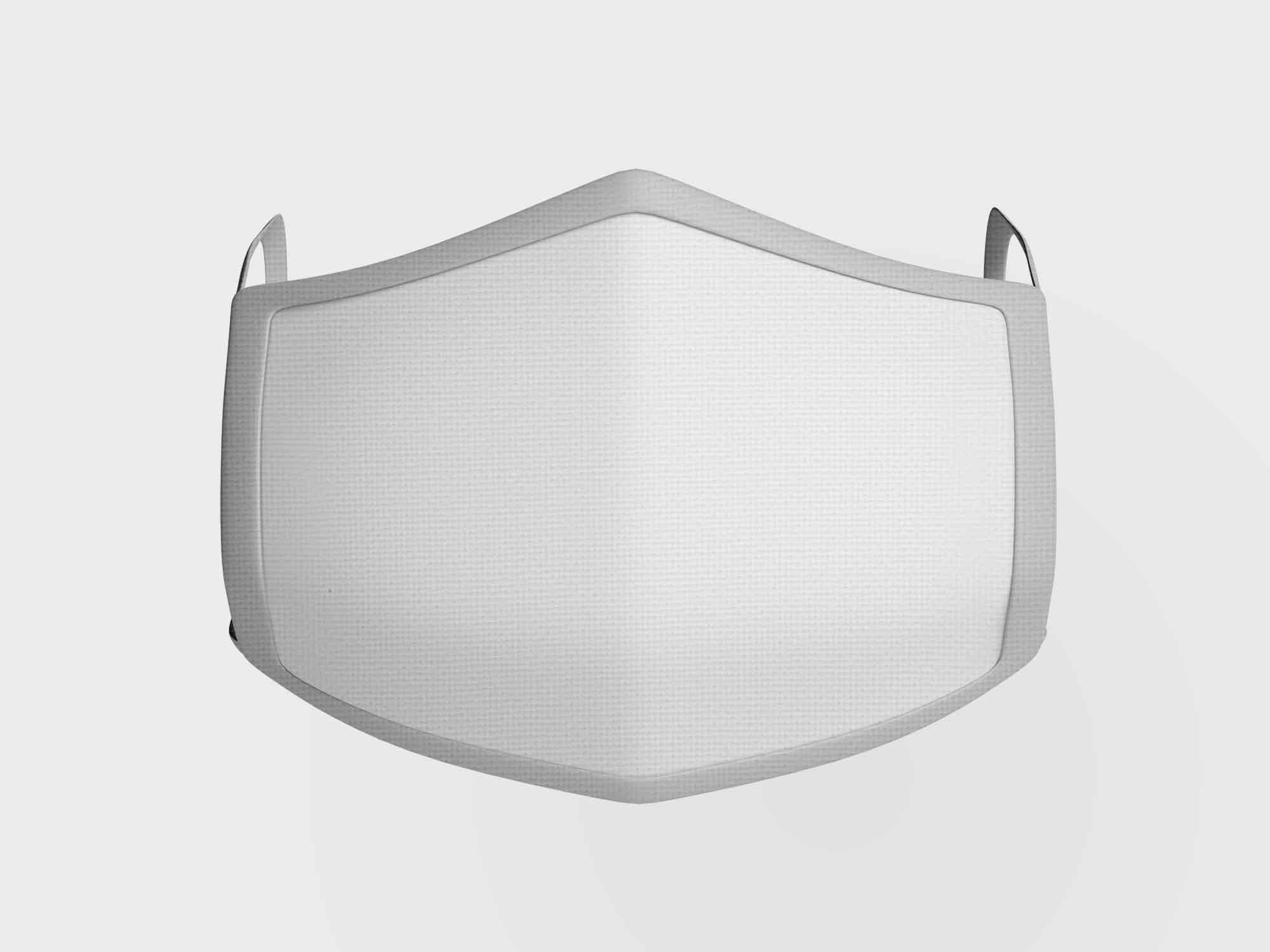 Isolated Face Mask Mockup 2