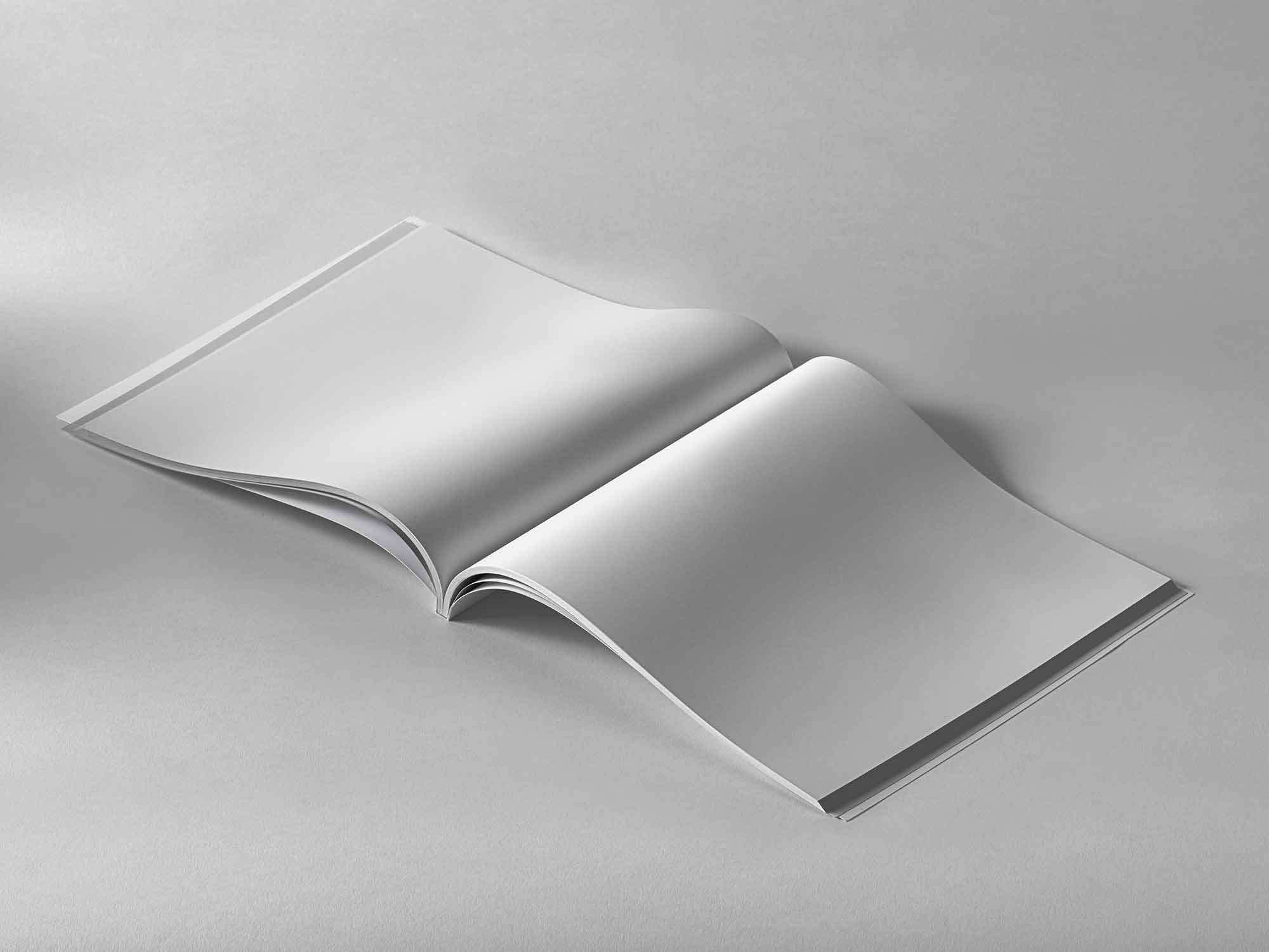 Open Square Magazine Mockup 2