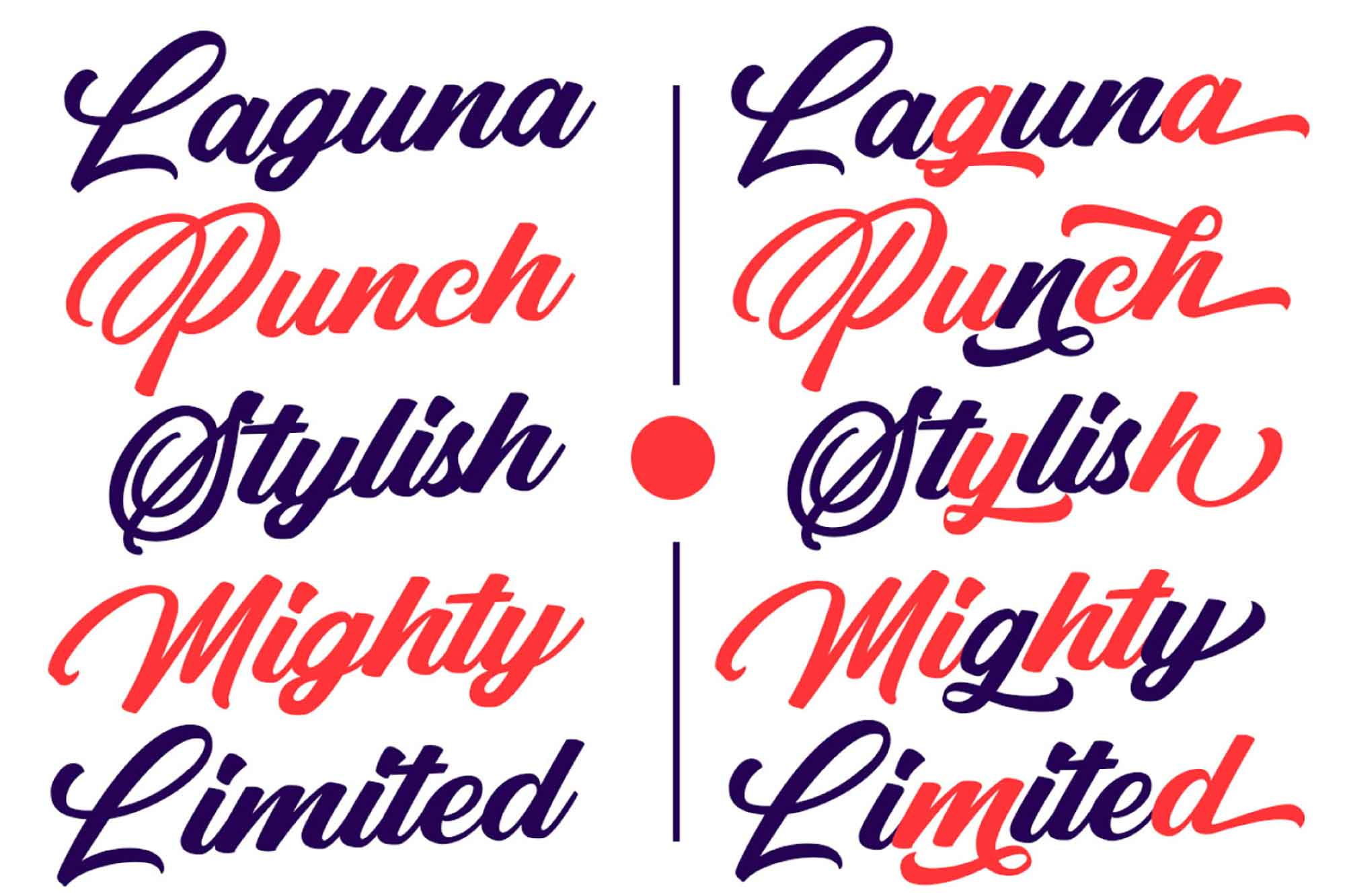 Punch Limit Script Font 6