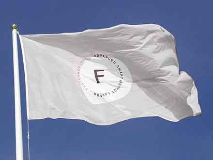 Smart Flag Mockup