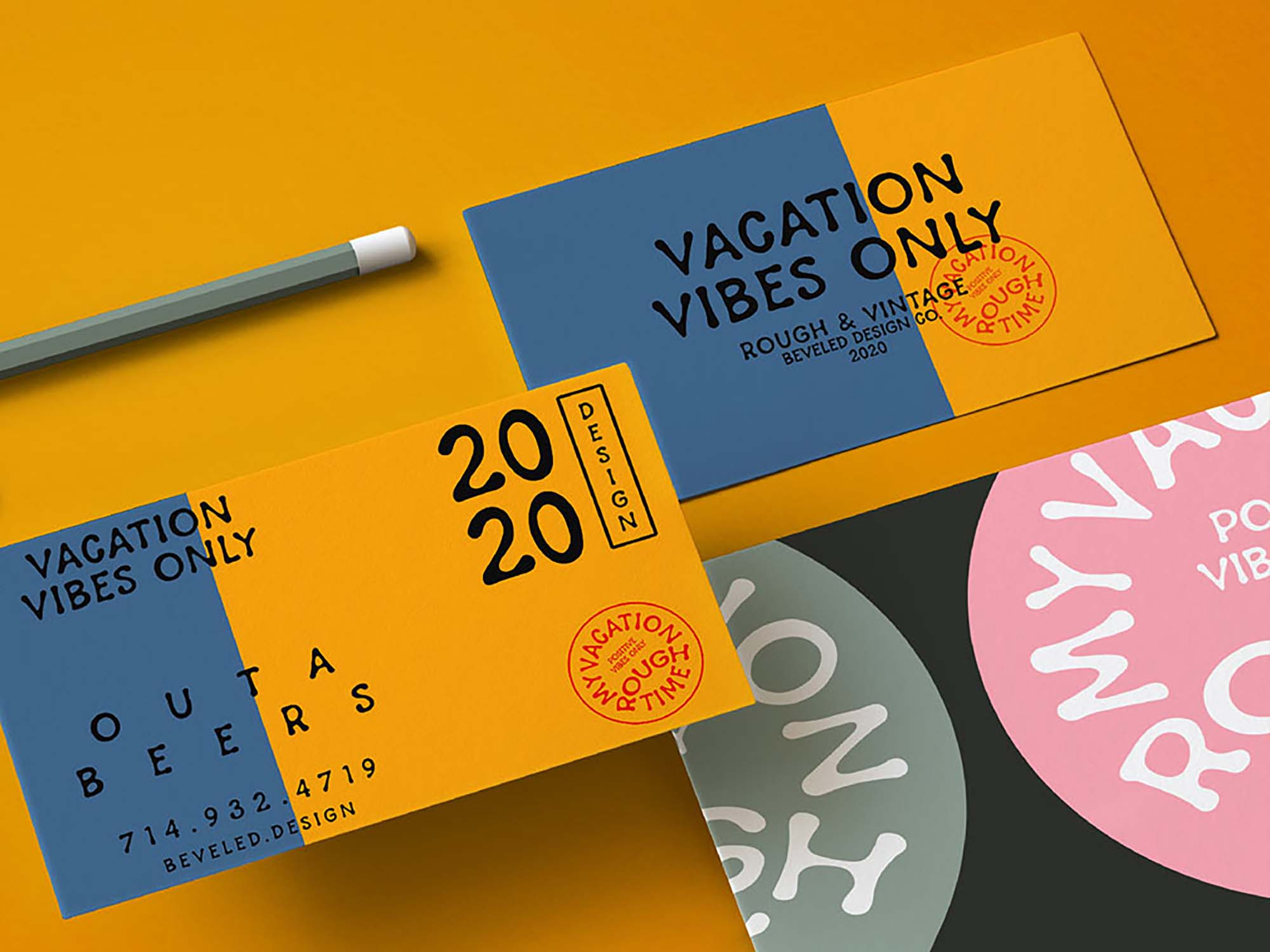 Vacation Vibes Font 2
