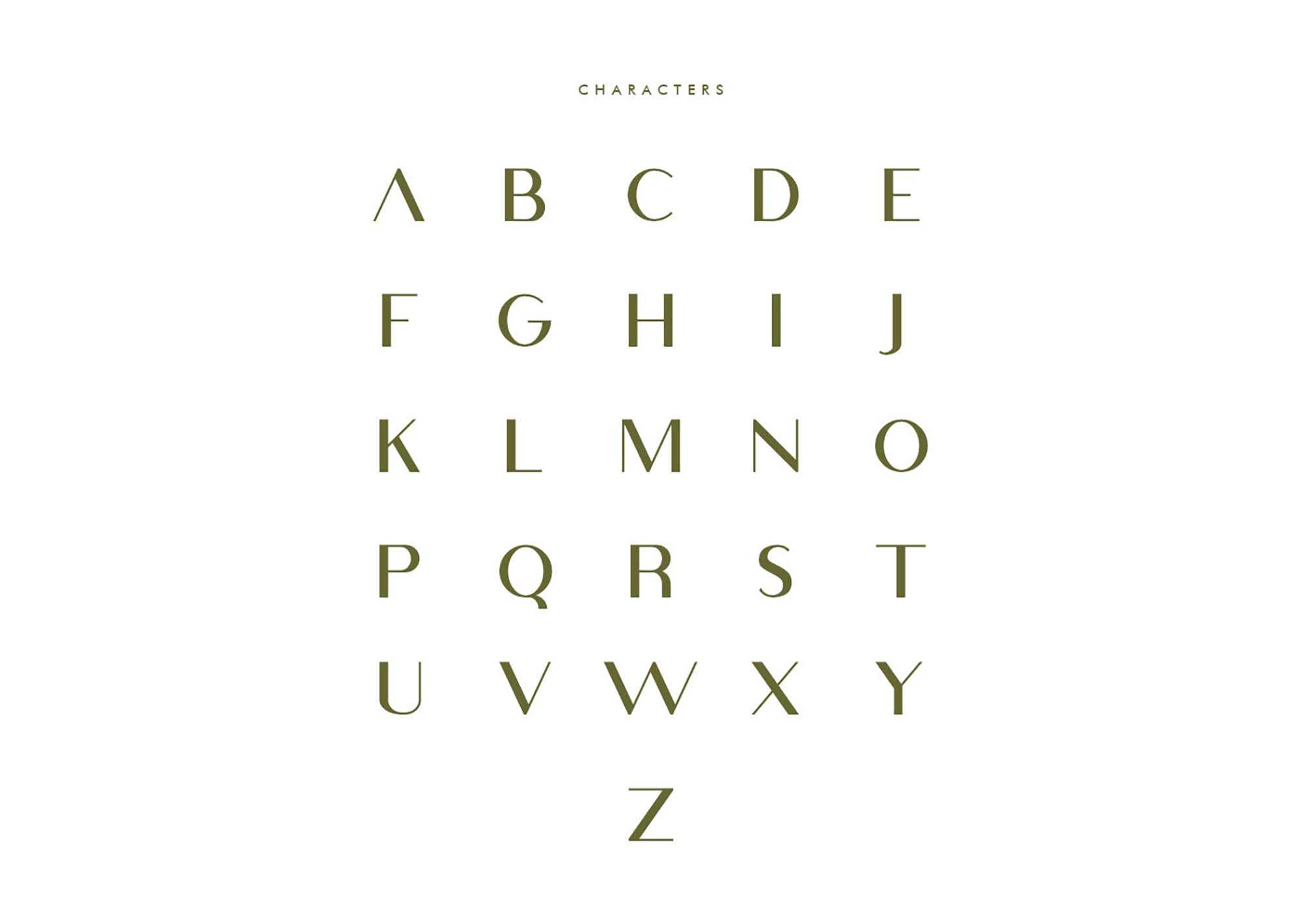 Viola Typeface 2