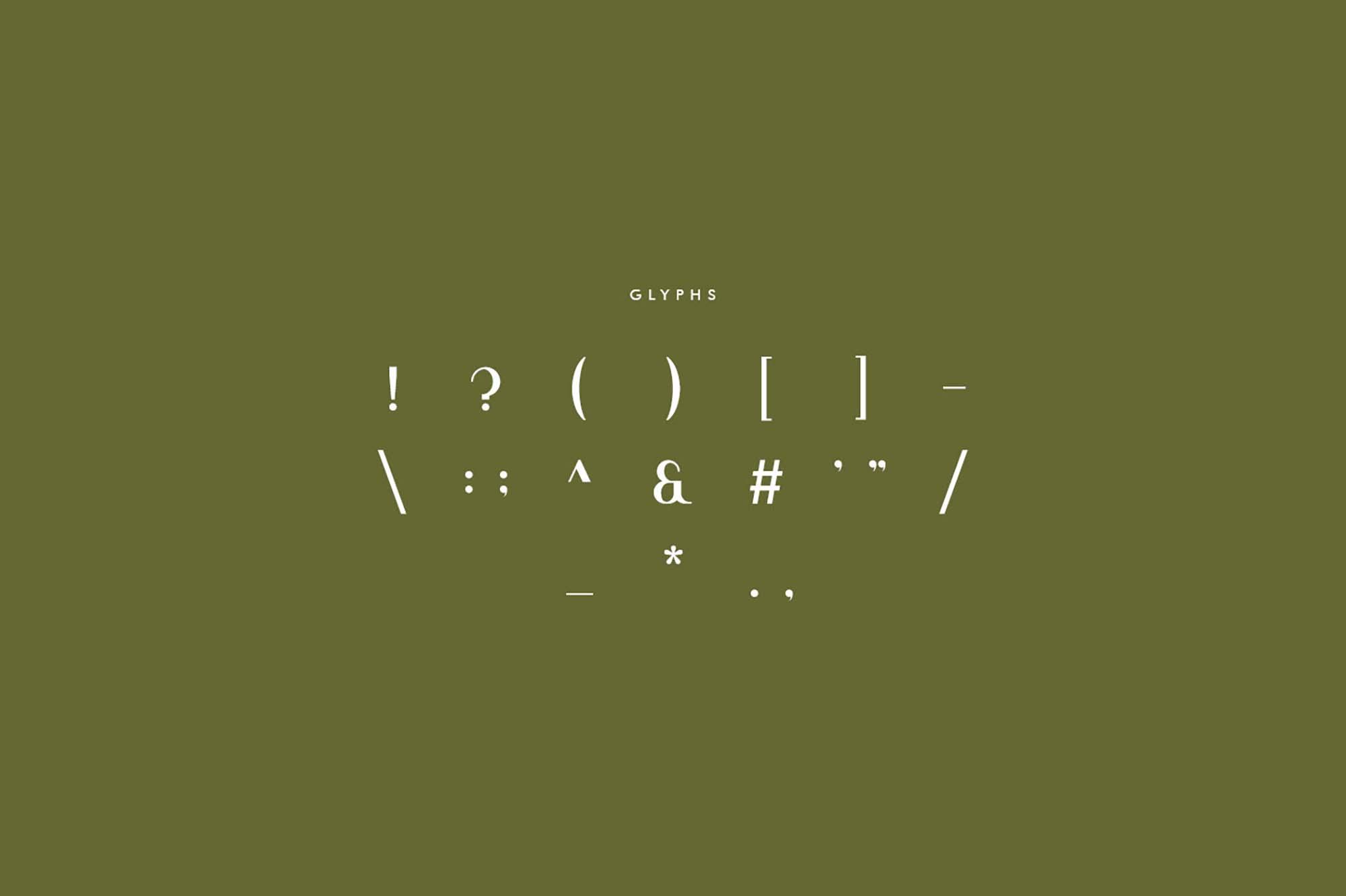 Viola Typeface 3