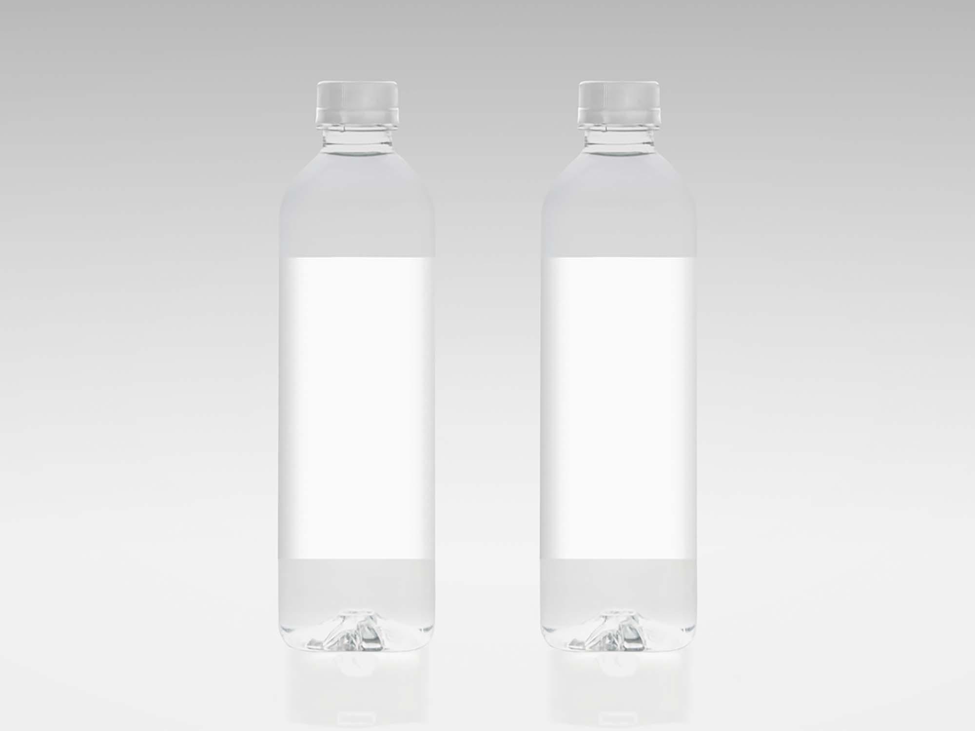 Water Bottles Mockup 2