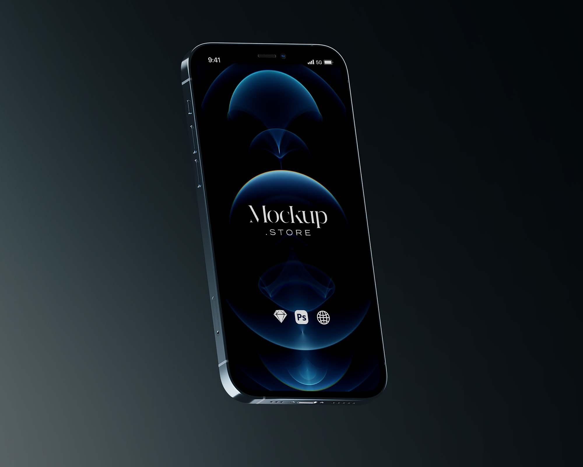 iPhone 12 Pro Mockup 1