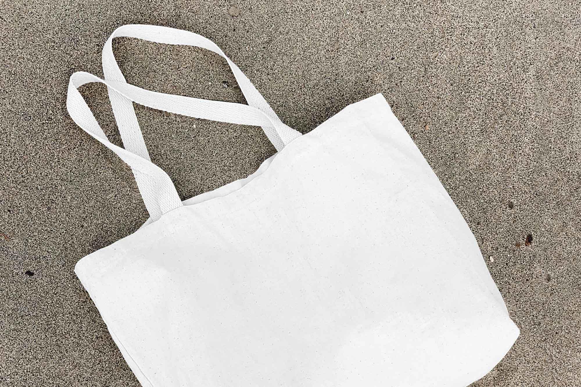 Cotton Canvas Bag Mockup 2