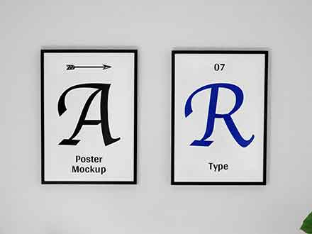 Posters Mockup