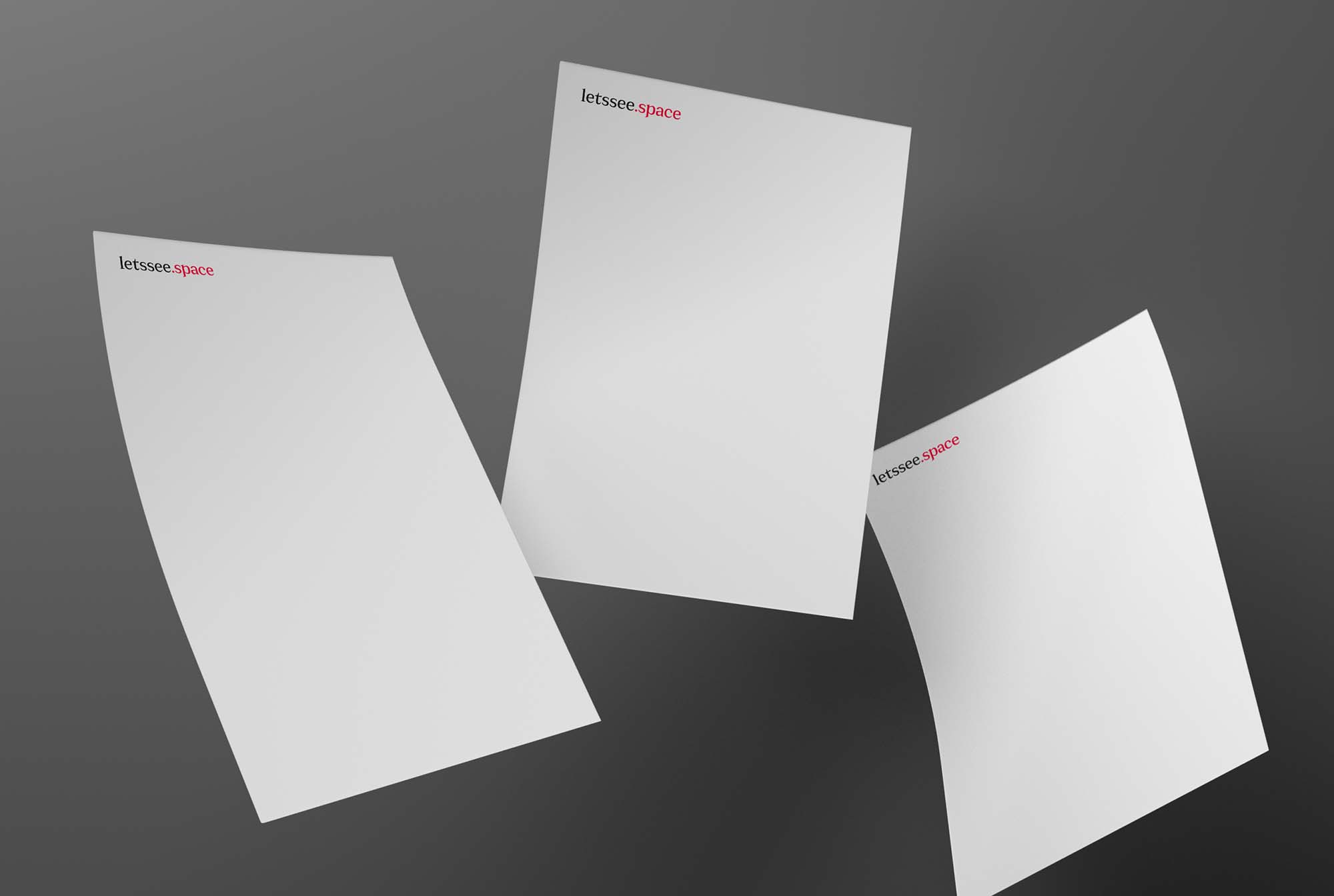 Blank Papers Mockup 2