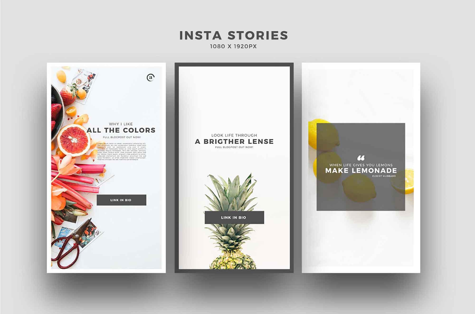 Instagram Social Media Templates 5