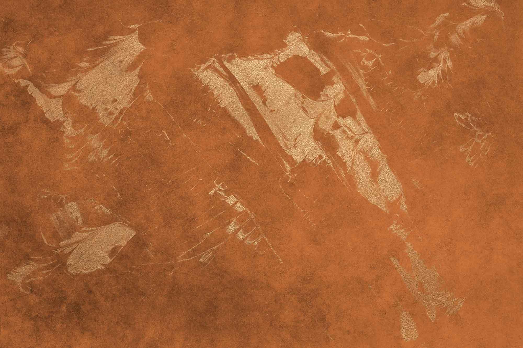 Peach & Cream Textures 4
