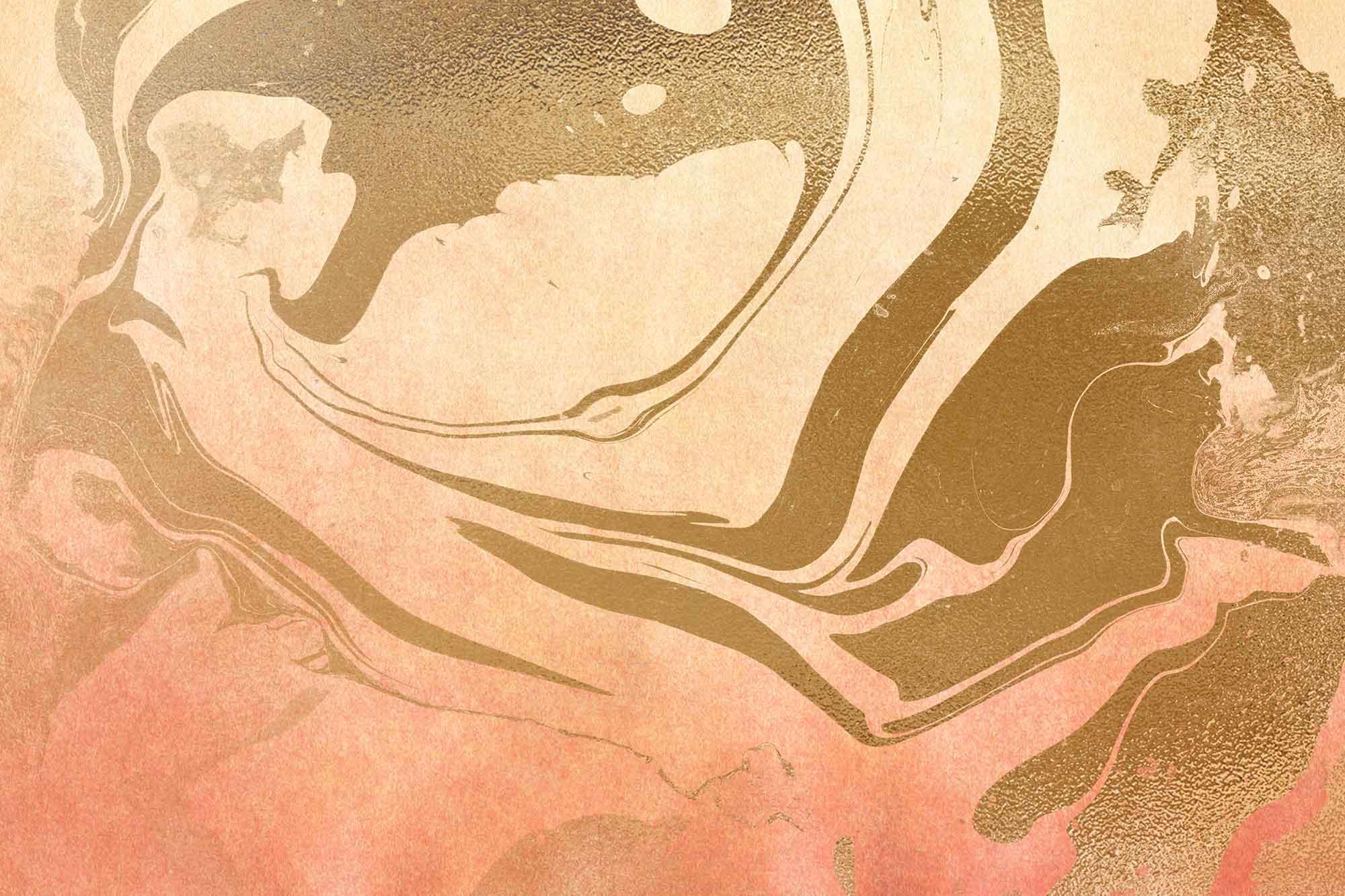 Peach & Cream Textures 5