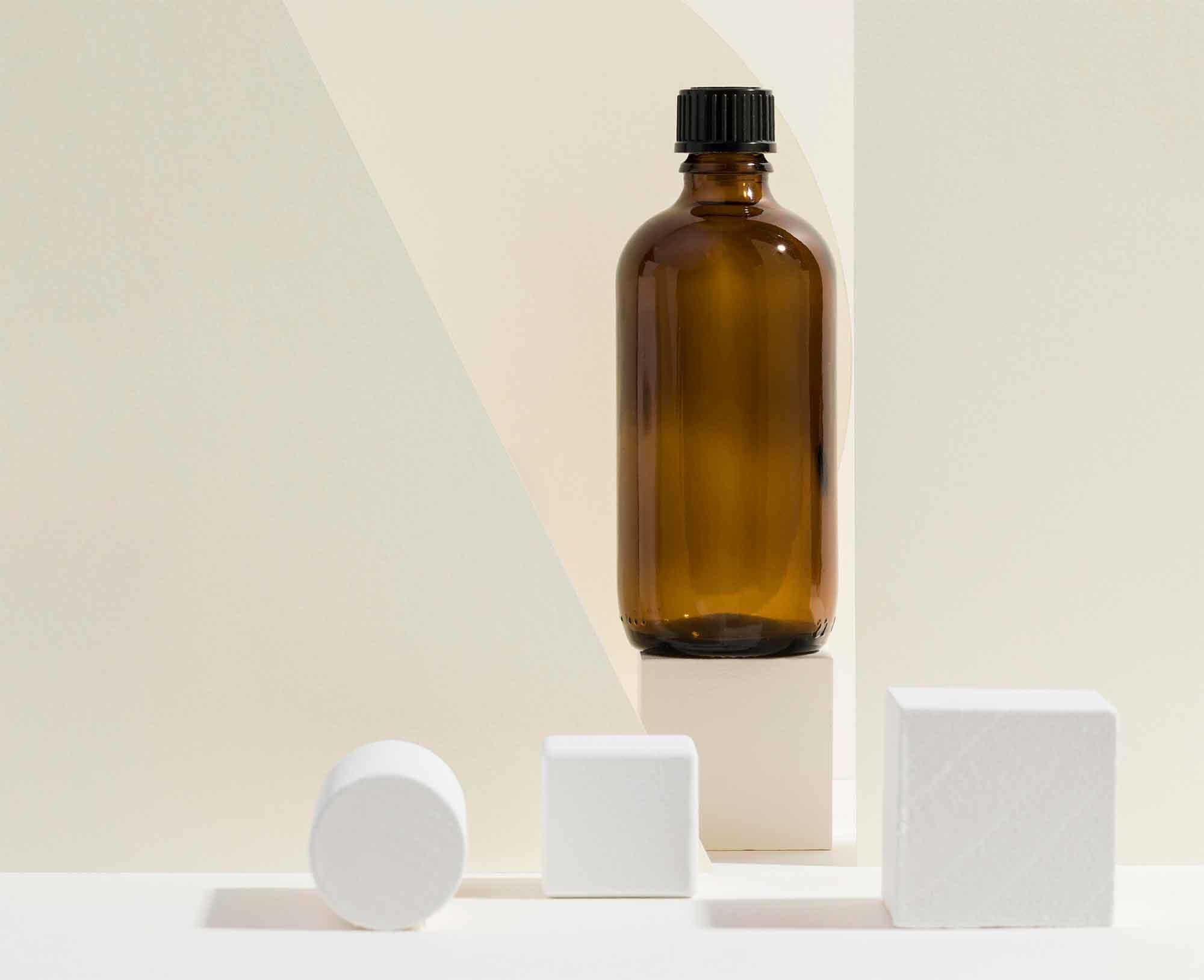 Skin Care Bottle Mockup 2
