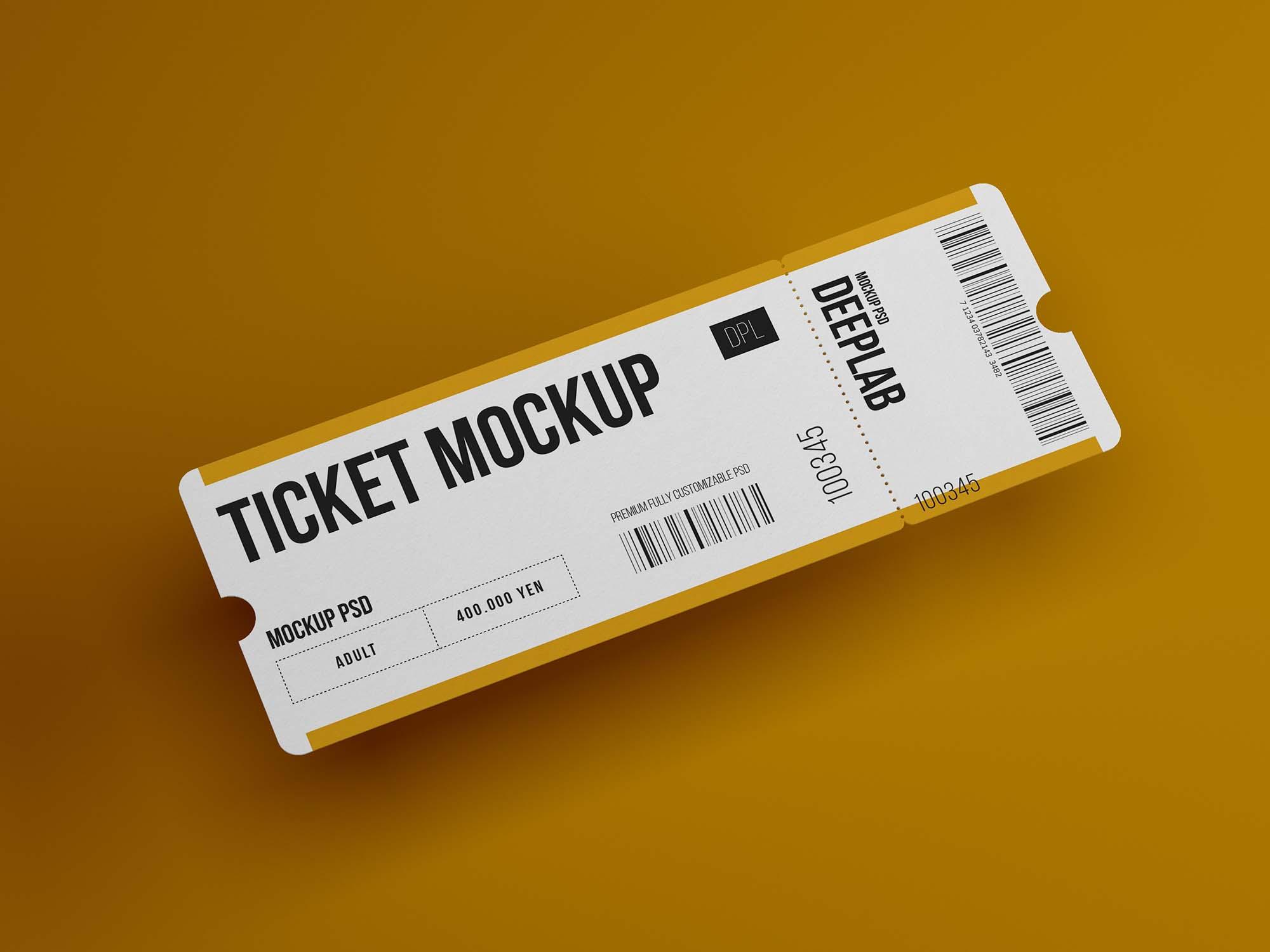 Tickets Mockup 2