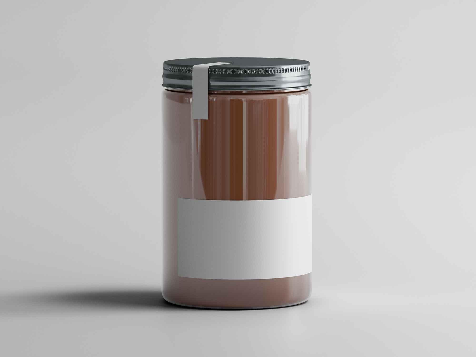 Tomato Jar Mockup 2