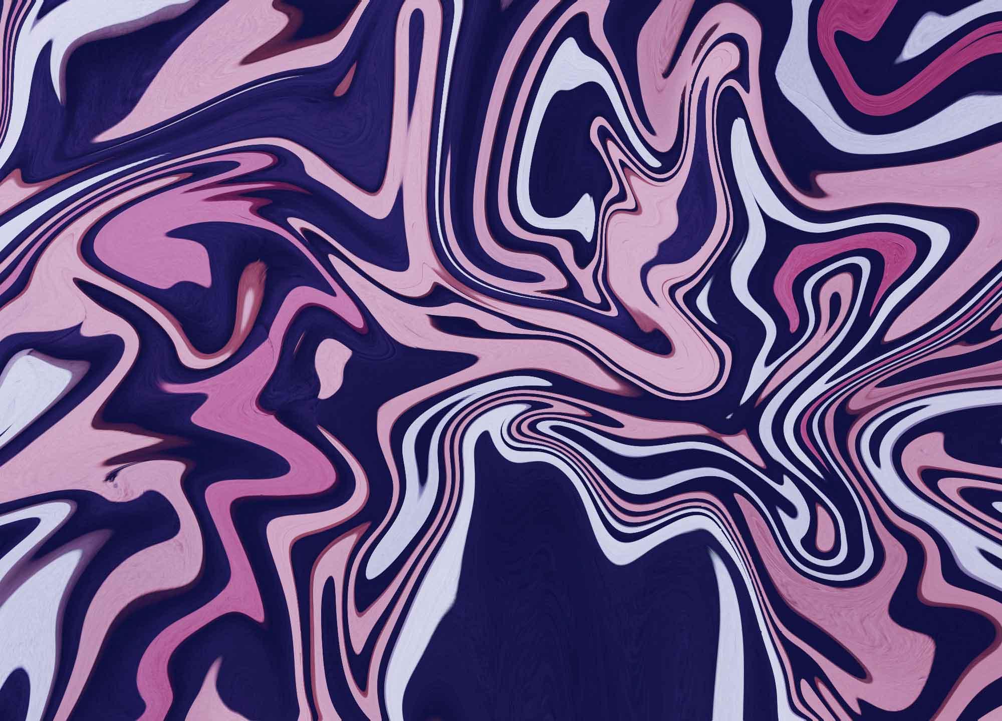 Vibrant Swirl Textures 6