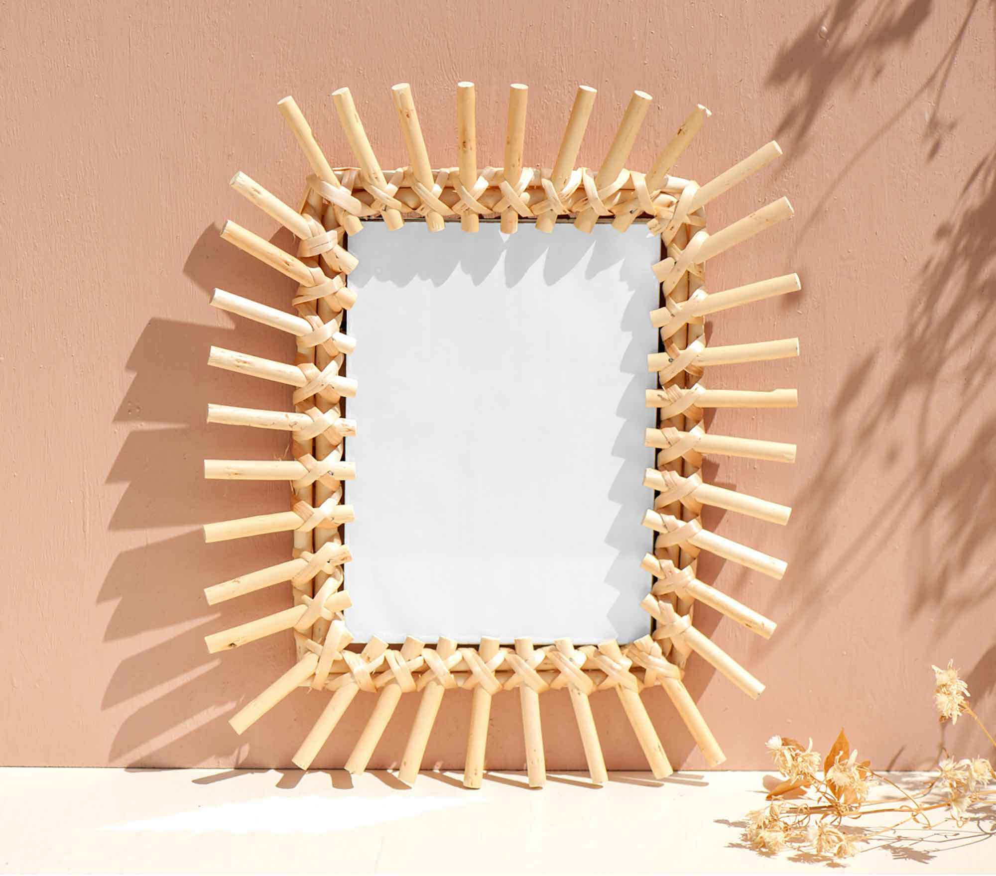 Bamboo Frame Mockup 2