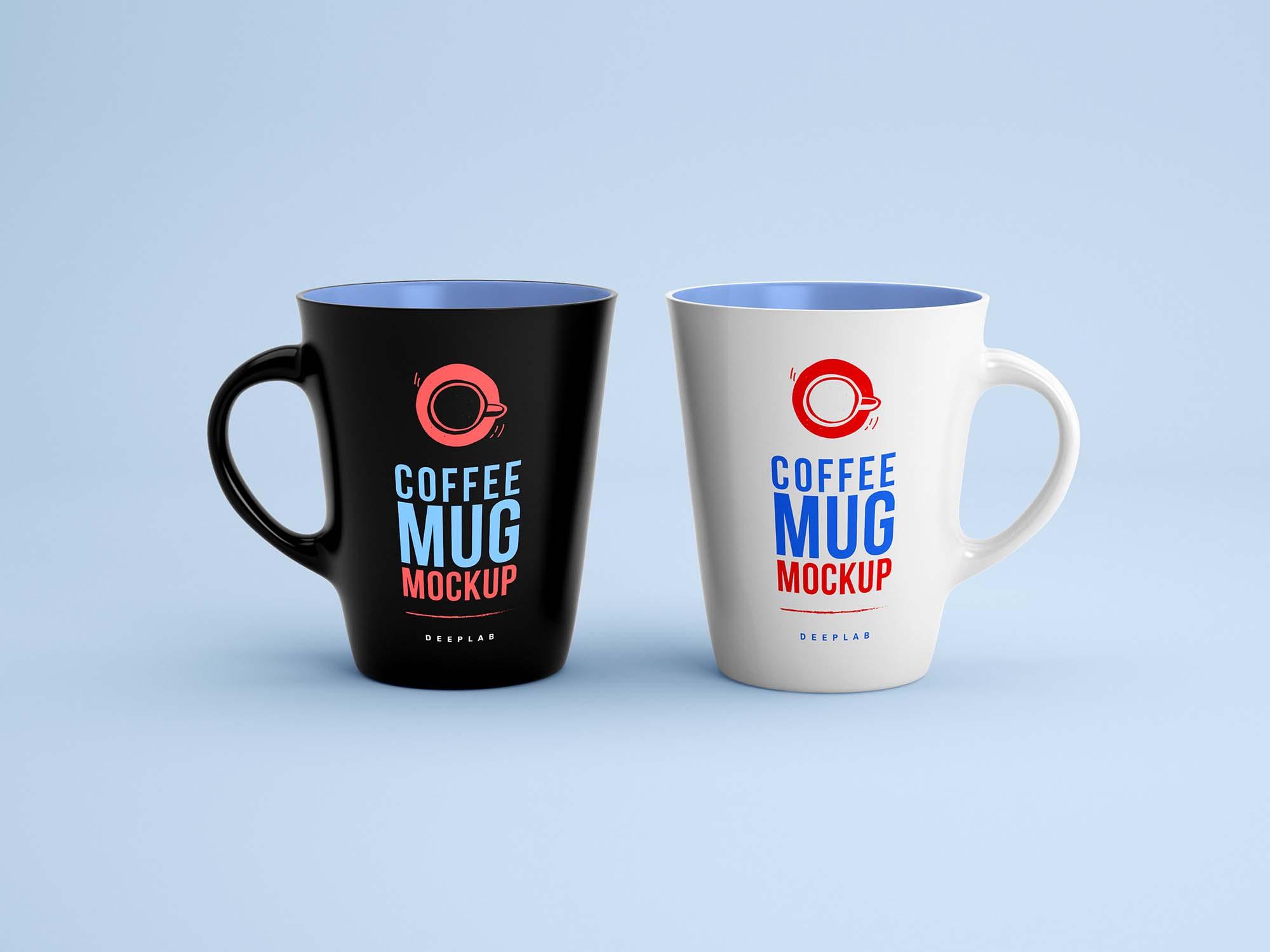 Mug Mockup Set 2
