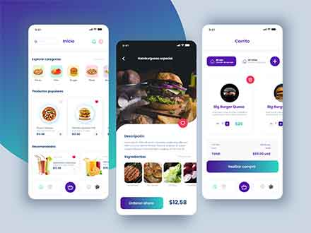 Food Delivery App Template