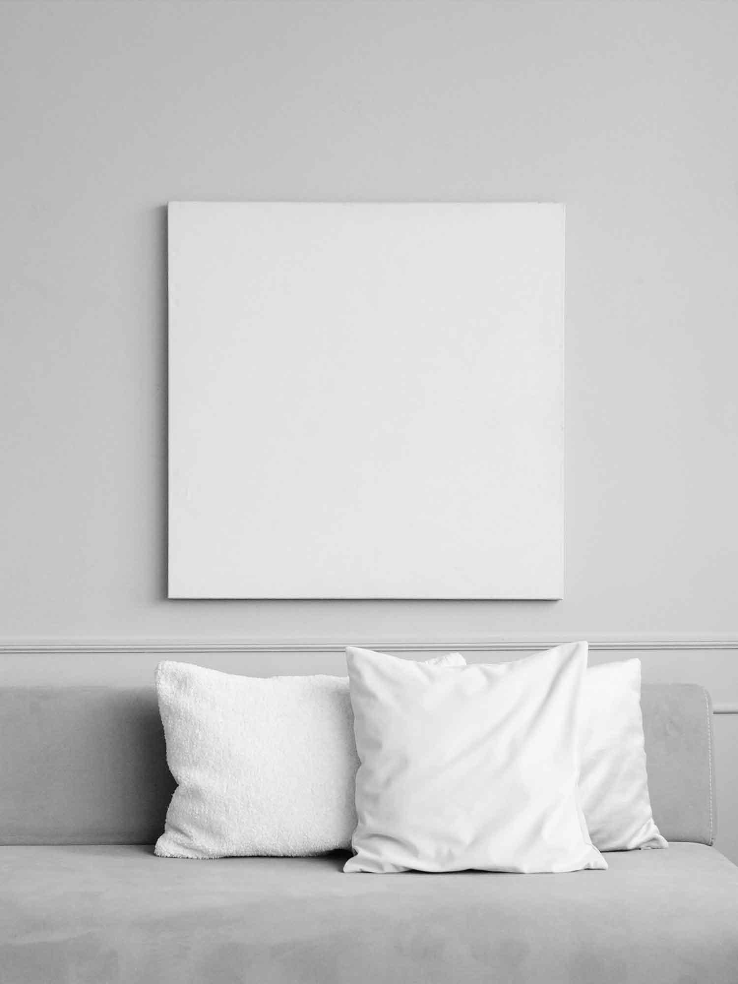 Square Canvas Mockup 2