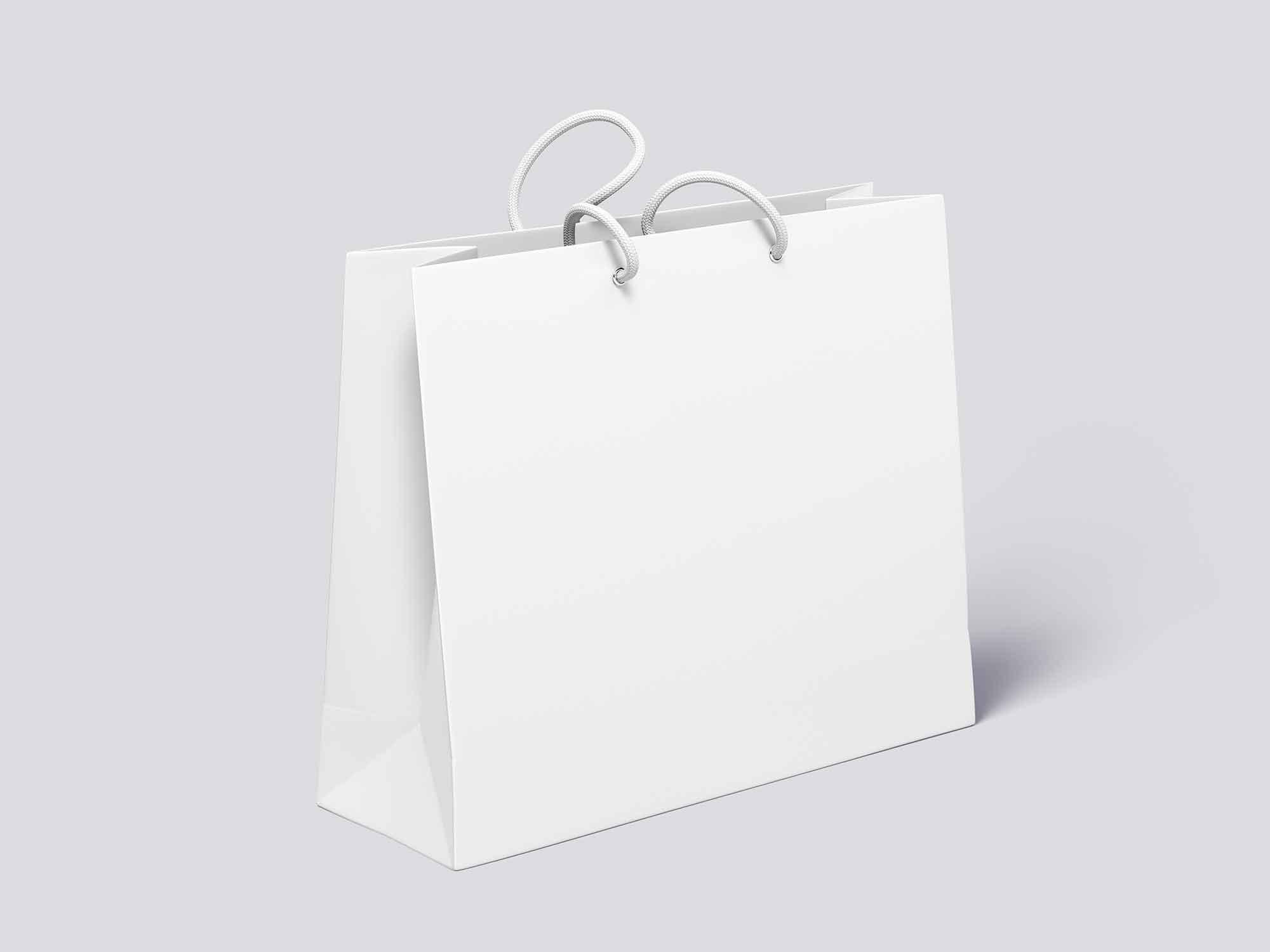 High Resolution Bag Mockup 2