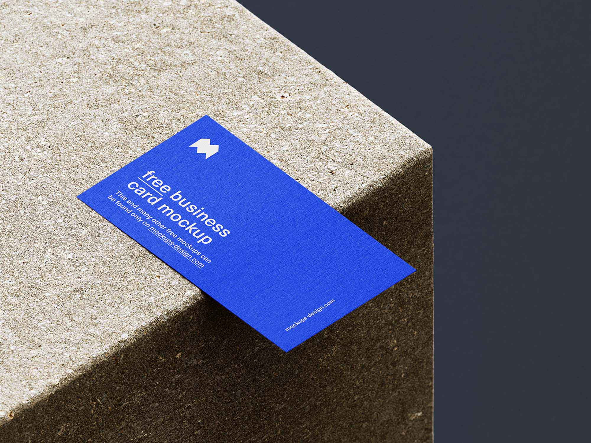 Business Card Mockup 4