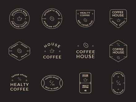 Coffee Label Designs 0